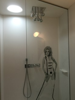 I demand AT LEAST eight shower heads, this thing only has seven. Better get on tripadvisor.com and warn people...