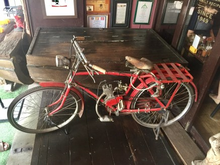 An old bike