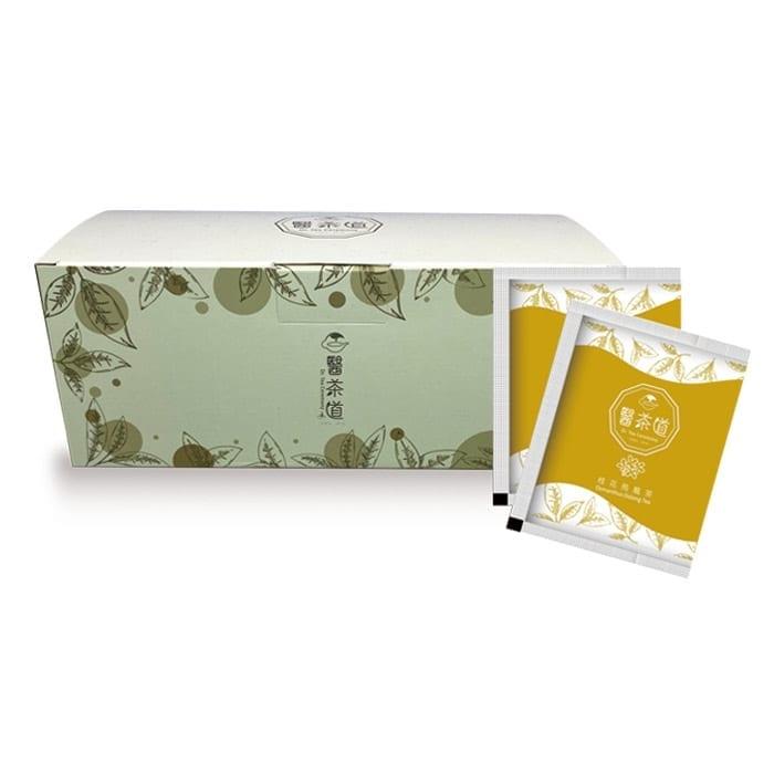 桂花烏龍(溫補、散寒、好顏質)-醫茶道