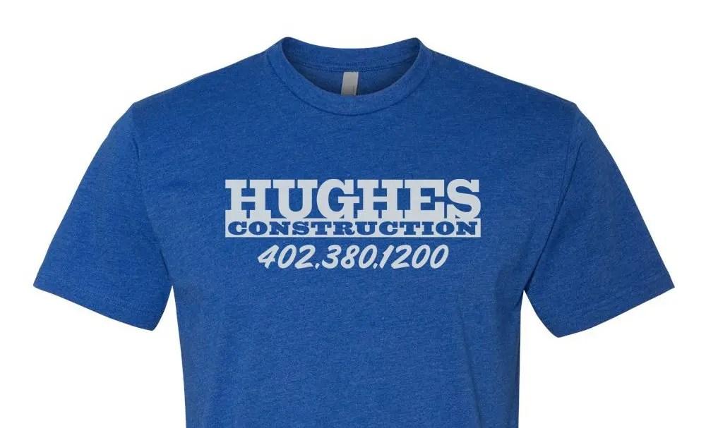 Hughes Construction Logo
