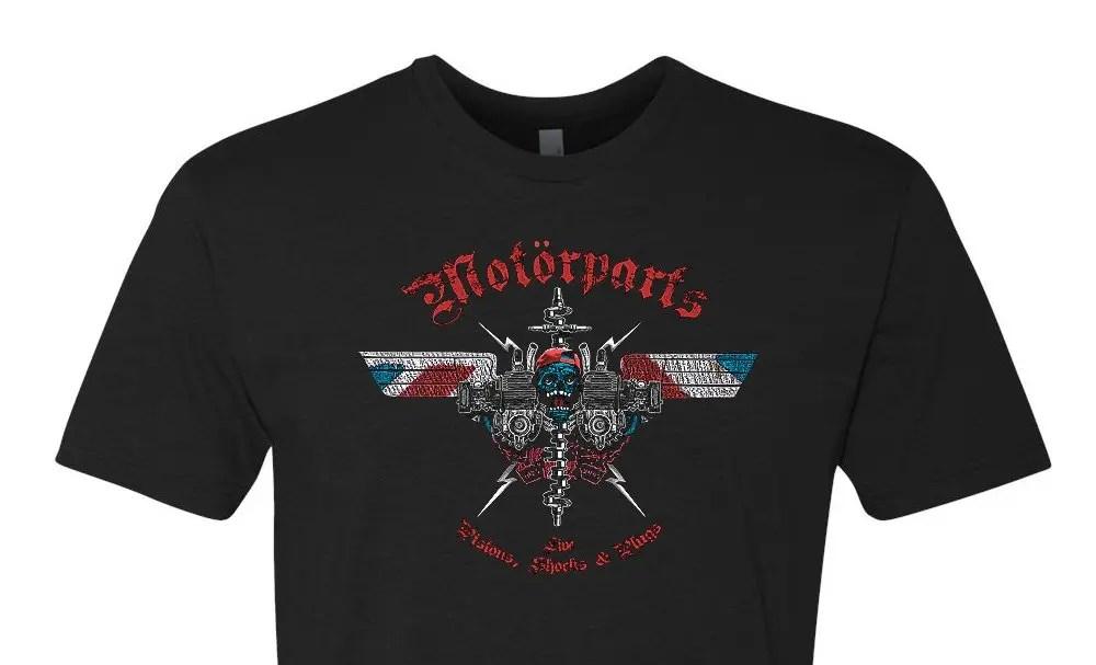 Motorhead Rock Band Parody