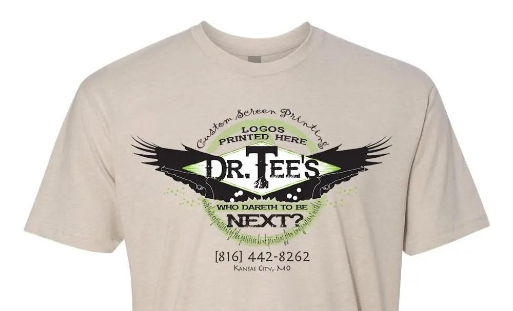 Dr Tee's Western Logo