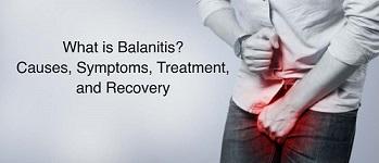 Βαλανίτιδα και βαλανοποσθίτιδα