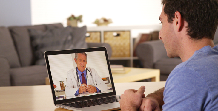 Talk to the doctor online