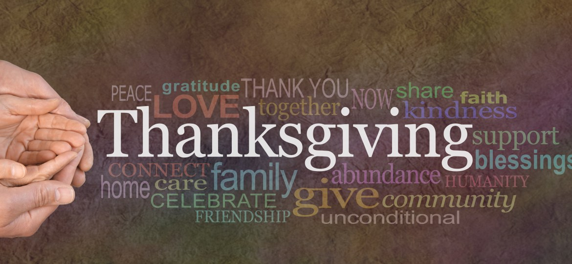 Today I Give Thanks For____!