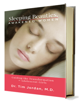 Sleeping Beauties; by Dr. Tim Jordan