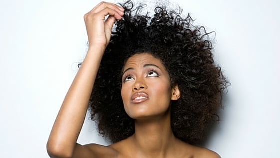 Image result for woman with African hair