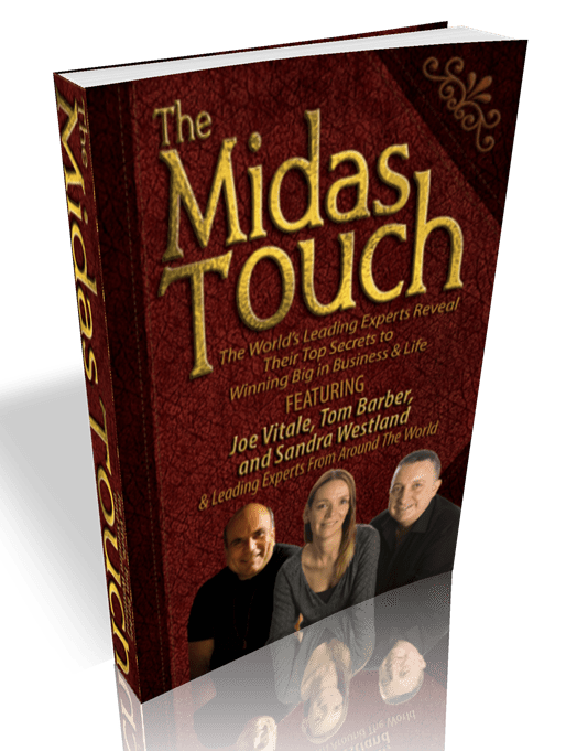 Dr Tom Barber Books The Midas Touch