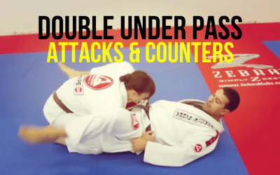 DOUBLE UNDER PASS | ATTACKS AND COUNTERS