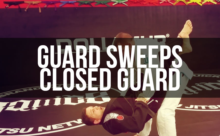 MUST KNOW sweeps from Guard Jump