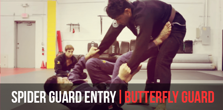 BJJ Technique | Spider Guard Entry | Inferno, Marlboro NJ