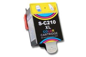 Tintenpatrone Druckerpatrone farbig colour color kompatibel für SAMSUNG INK-C210 für CJX-1000 / CJX-1050 / CJX-1050W / CJX-2000 / CJX-2000FW