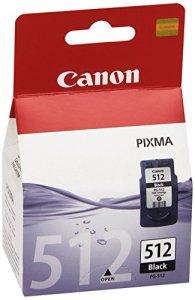 Canon PG-512 Original Tintenpatrone 15ml, schwarz