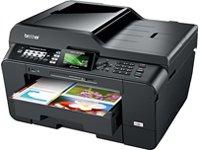 Brother MFC-J6710DW 4-in-1 Farbtintenstrahl-Multifunktionsgerät (Drucker, Kopierer, Scanner, Fax) schwarz