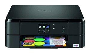 Brother  DCP-J562DW Multifunktionsdrucker Tintenstrahl mit Scan/Copy-Funktion