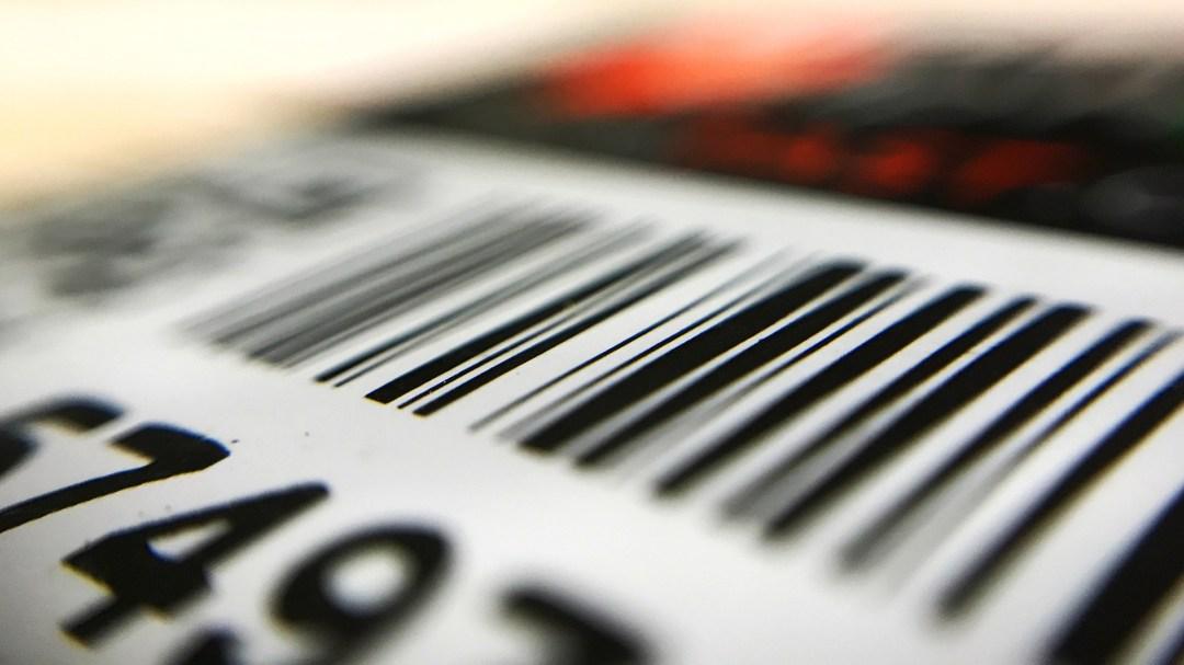Barcode und Personalisierung durch die Druckerei Druck+Medien Heiligenhaus GmbH