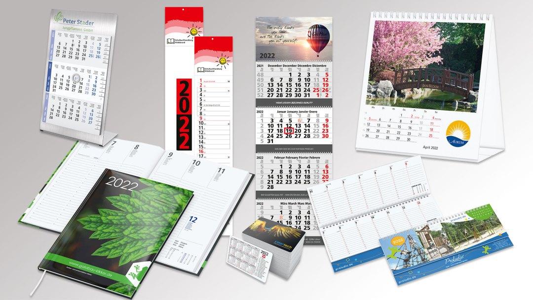 Kalender von Druck+Medien Heiligenhaus
