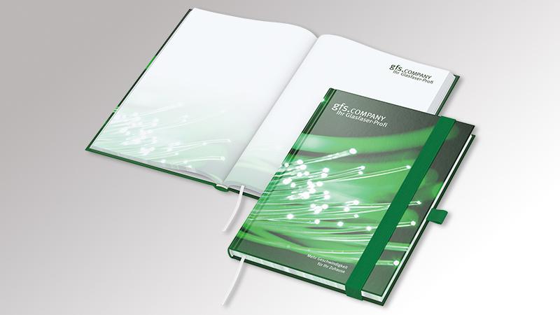 Notizbuch InBook von Druck+Medien Heiligenhaus
