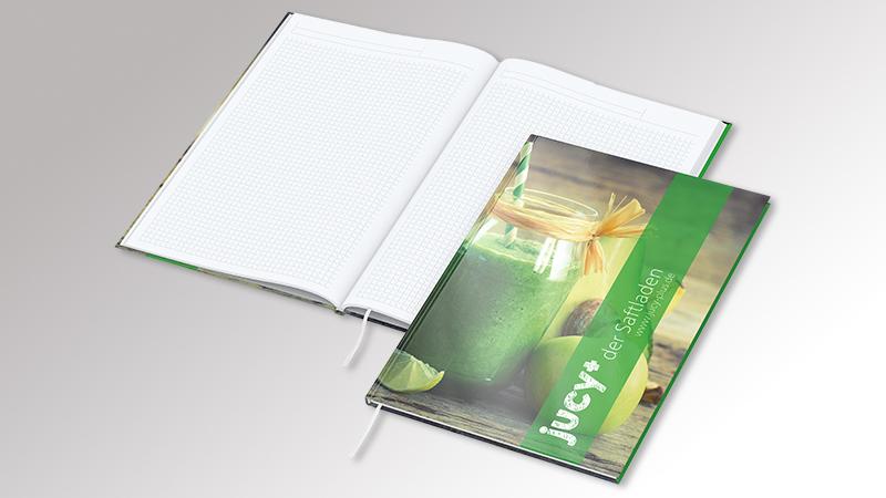 Notizbuch MemoBook von Druck+Medien Heiligenhaus