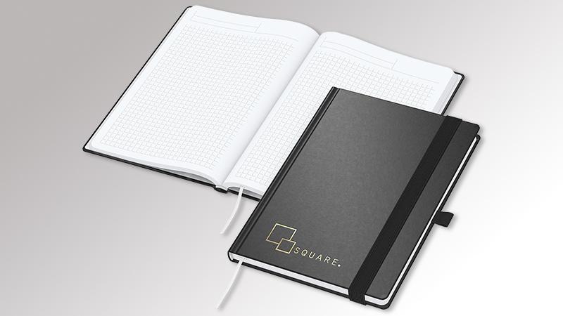 Notizbuch ProtectBook von Druck+Medien Heiligenhaus