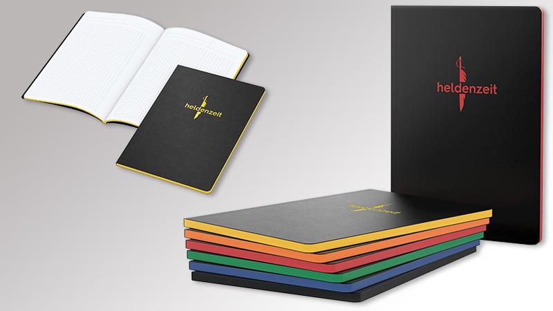 Notizbuch TabletBook von Druck+Medien Heiligenhaus