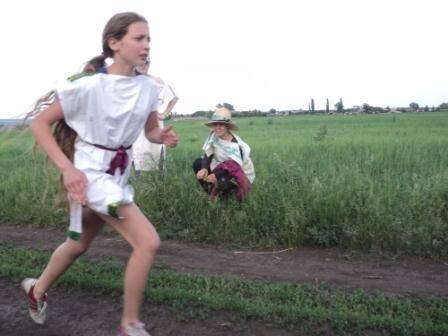 Olimpijskie Igry Voronezh valdorfskaya shkola beg