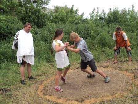 Olimpijskie Igry Voronezh valdorfskaya shkola borba