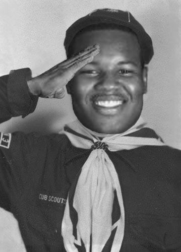Andre Smith Boy Scout