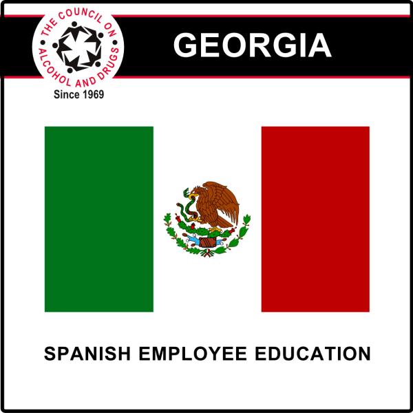 Spanish Employee Education Ga Drug Free Workplace Store