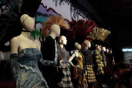Jean Paul Gaultier w Grand Palais Paris, drugieoko.wordpress (13)