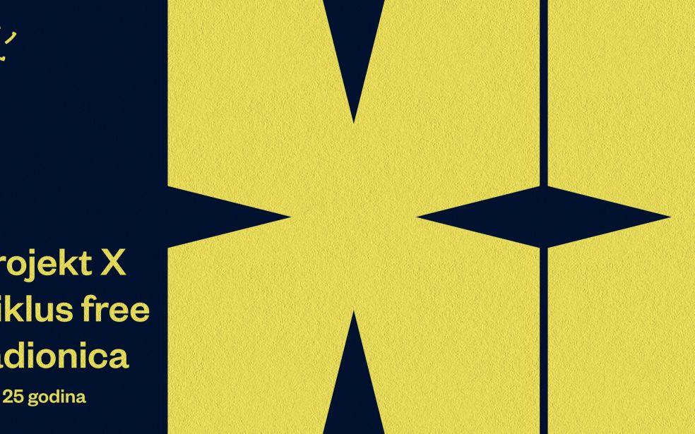 Projekt X Radionice