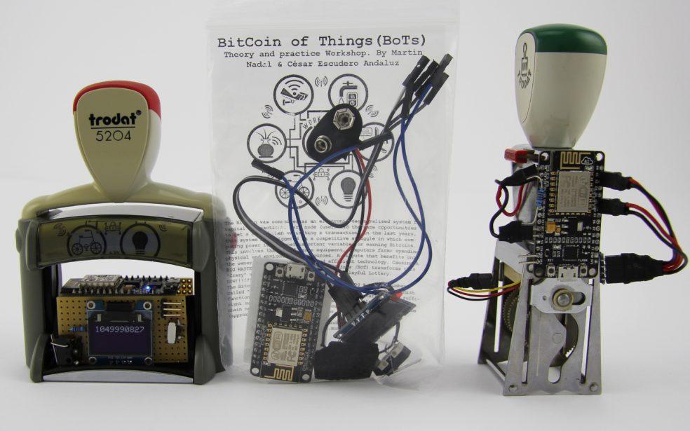 Bitcoin of Things (BoT)