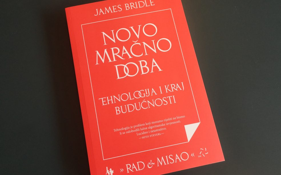 James Bridle