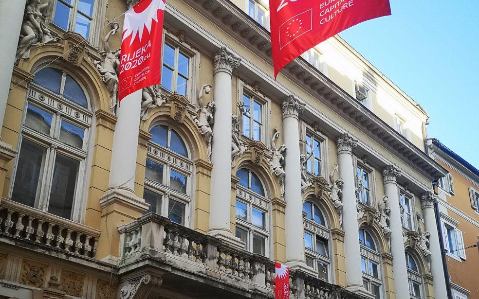 Privremena obustava većeg dijela aktivnosti na projektu Rijeka – Europska prijestolnica kulture 2020.