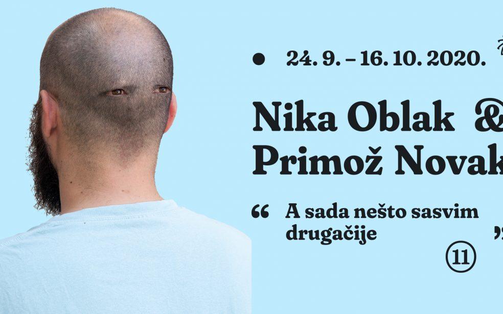 Nika Oblak i Primož Novak