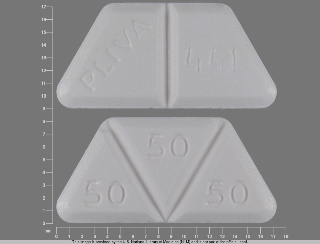 50*50 Pill Id: 50 50 50 Pliva 441 Pill Images (white / Four-sided)