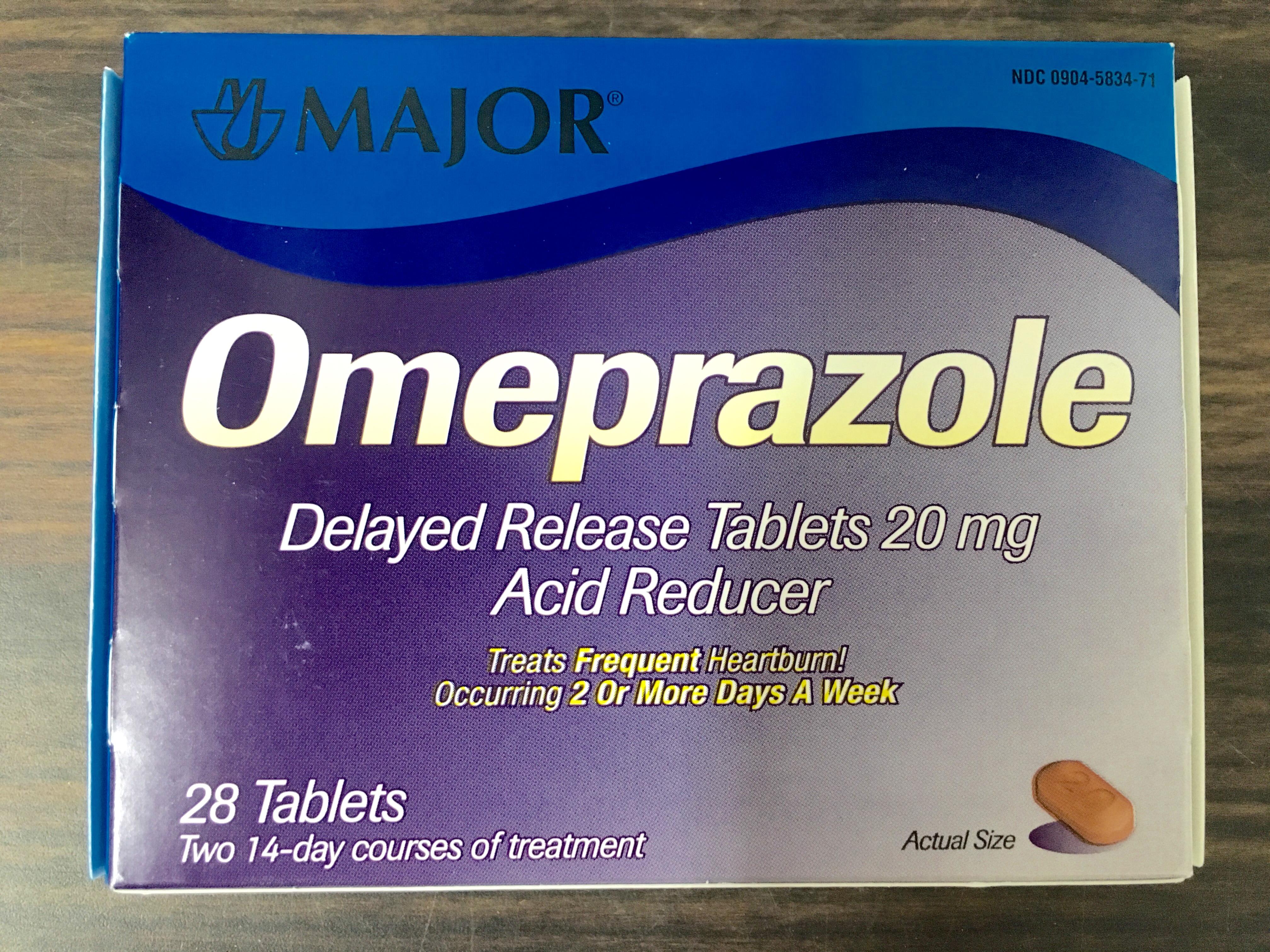 Can I take omeprazole with levothyroxine – Drug Details
