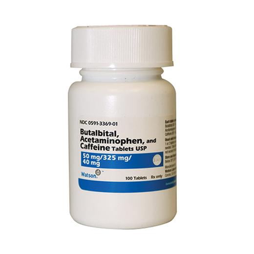 Butalbital  Drug Details