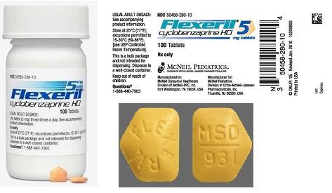 Cyclobenzaprine ''high'' – Drug Details