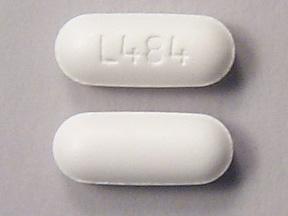 L484 pill – Drug class dosage size shape uses side ...