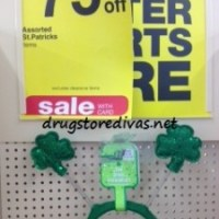 CVS: St. Patrick's Day Is 75% Off