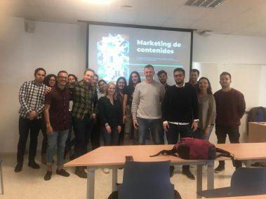 En nuestro máster de Marketing Digital