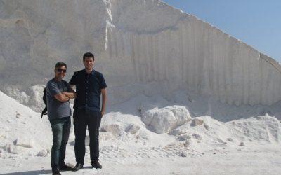 Investigando el mercado de la sal