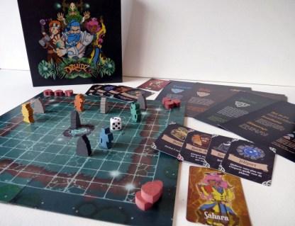 Druidz, le jeu créé par MK Team Building