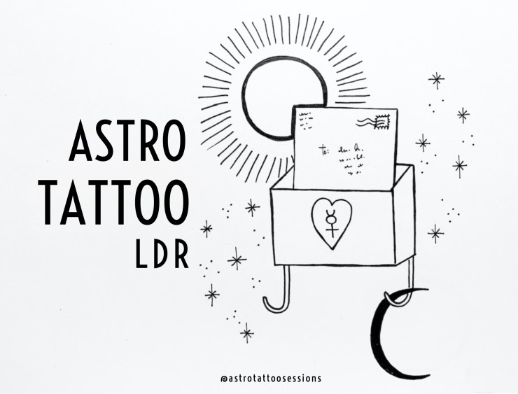 Astro Tattoo LDR image by Jessika Fancy @jfancydesigns