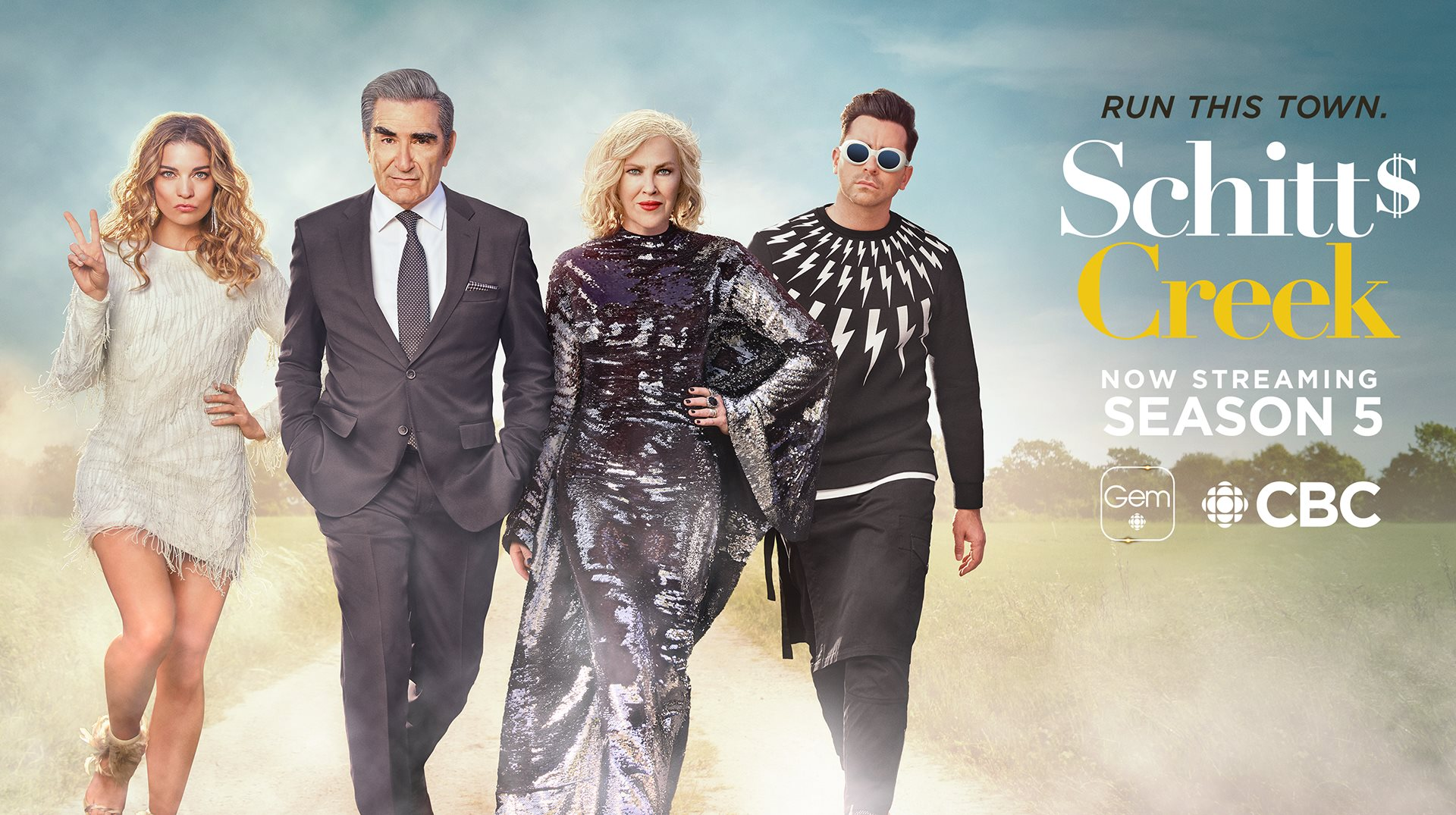 The astrology of Schitt's Creek by Dru Ish