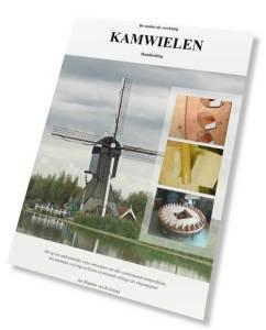 De molen als werktuig - Kamwielen ISBN: 978-90-830265-0-3