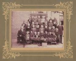 School met den Bijbel Dubbeldam 1913