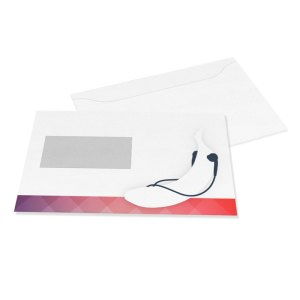 Goedkoopst 1.000 Enveloppen C4 staand drukken Drukken