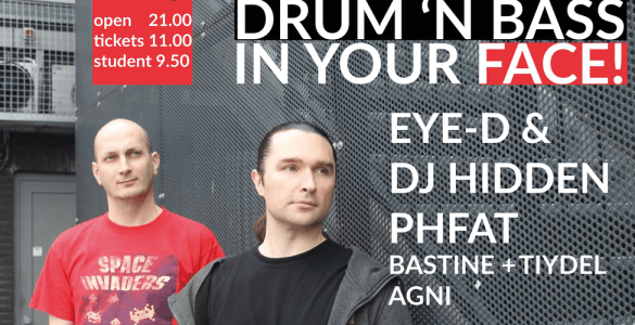 Drum 'n Bass In Your Face